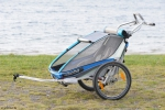 elfritzel_chariot_cx2_bike_trailer_cycling_kit_sea