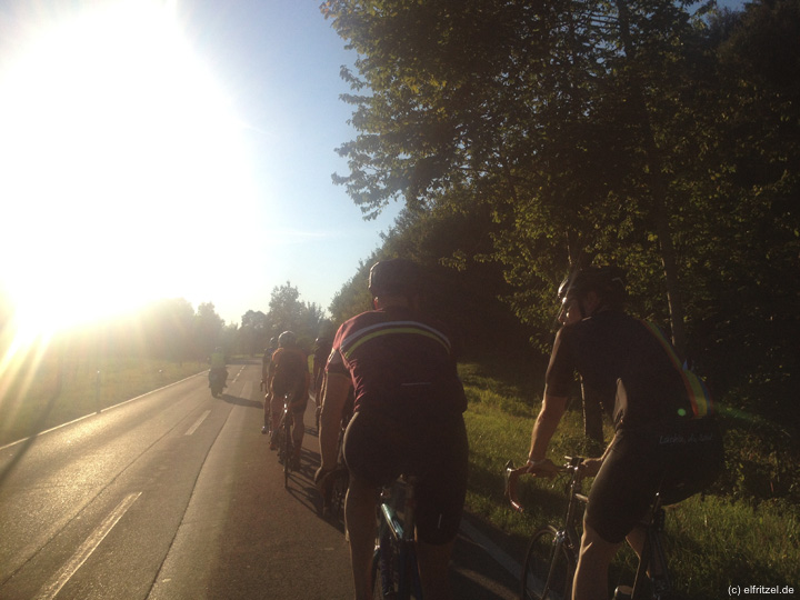 Rapha Evening Ride Eurobike 2015 / Foto: © elfritzel.de